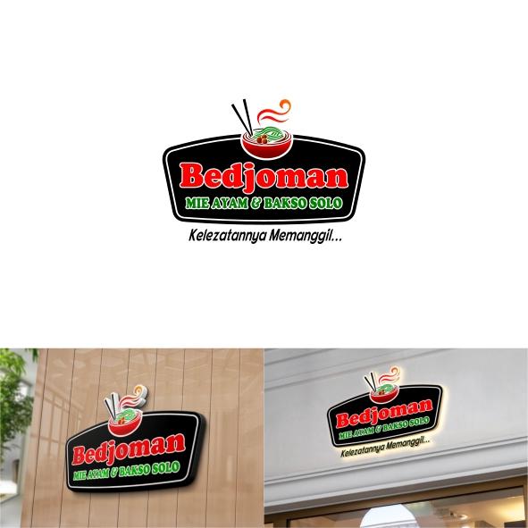 Logo Design Untuk Warung Mie Ayam & Bak