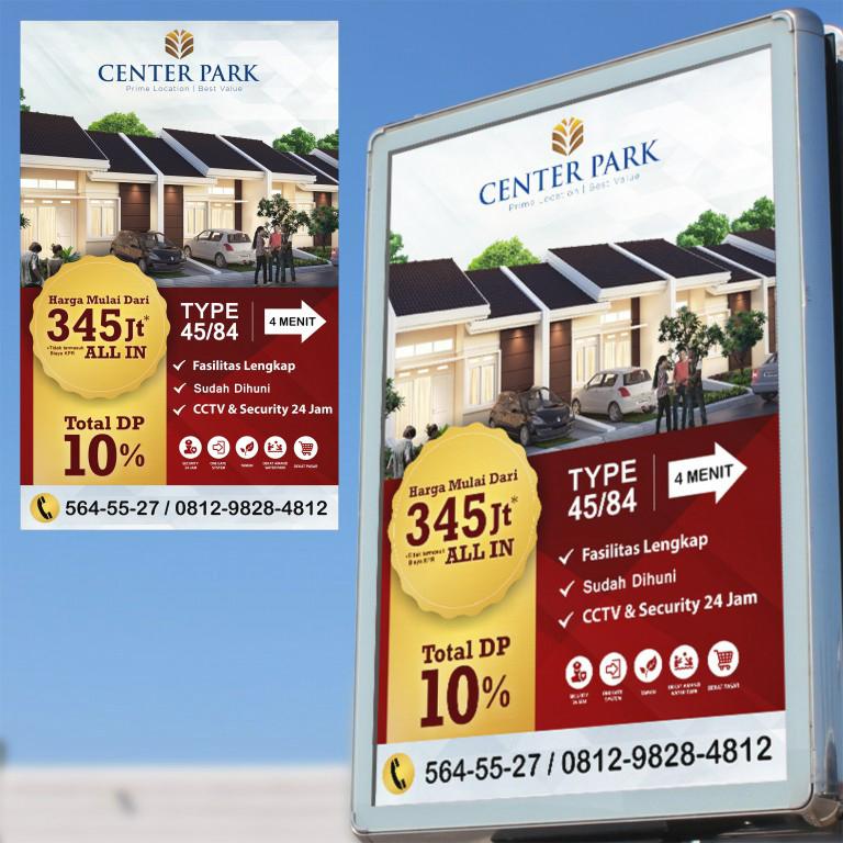 Sribu Banner Design Desain Banner Untuk Perumahan Center