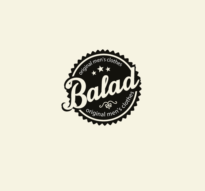 sribu desain logo design logo untuk brand distro quot balad