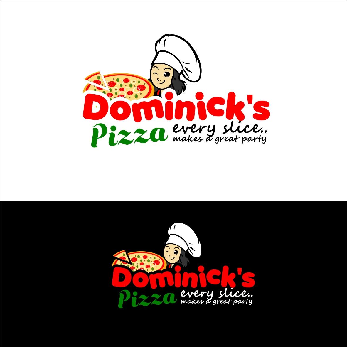 Logo Design For Dominick's Pizza