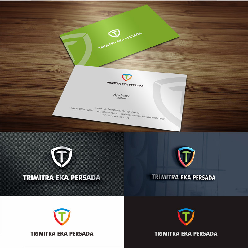 Logo Design Company  Stationery design Samples