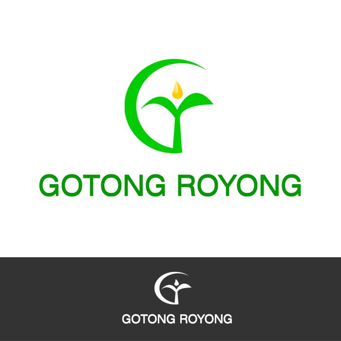 40+ Koleski Terbaik Sketsa Gambar Gotong Royong