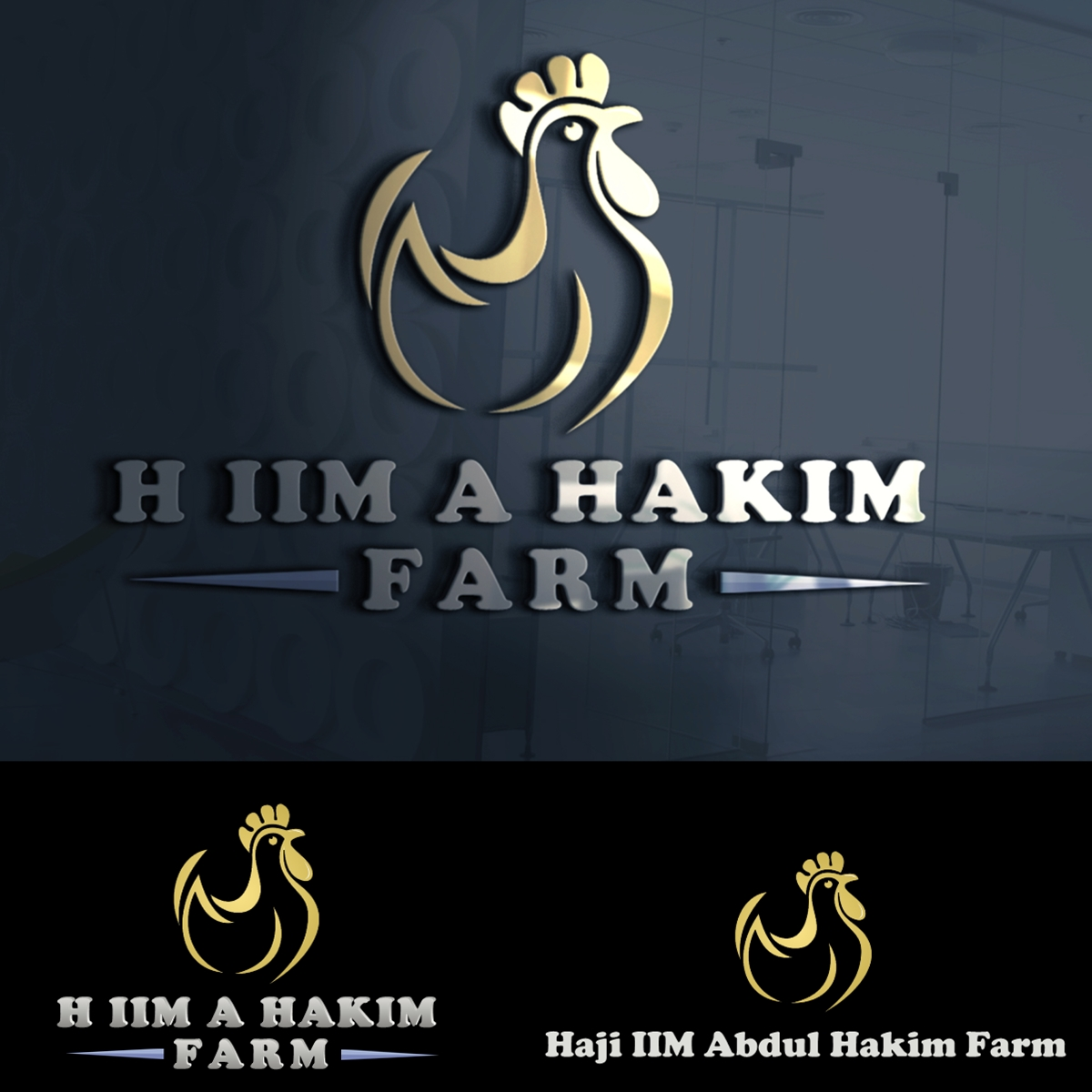 Sribu Logo Design Logo Desain Untuk Peternakan Ayam H I