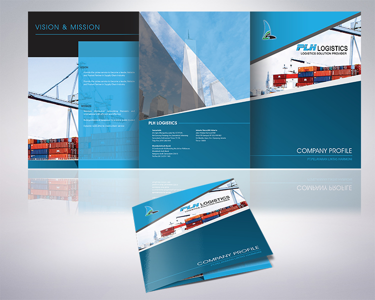 Gallery Company Profile Perusahaan Plh Logistics