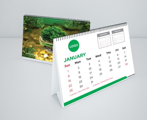 calendar designs for company 2019