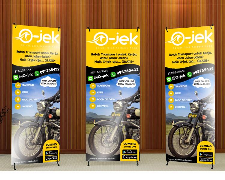 Sribu Banner Design Desain Banner Untuk Jasa Transportasi