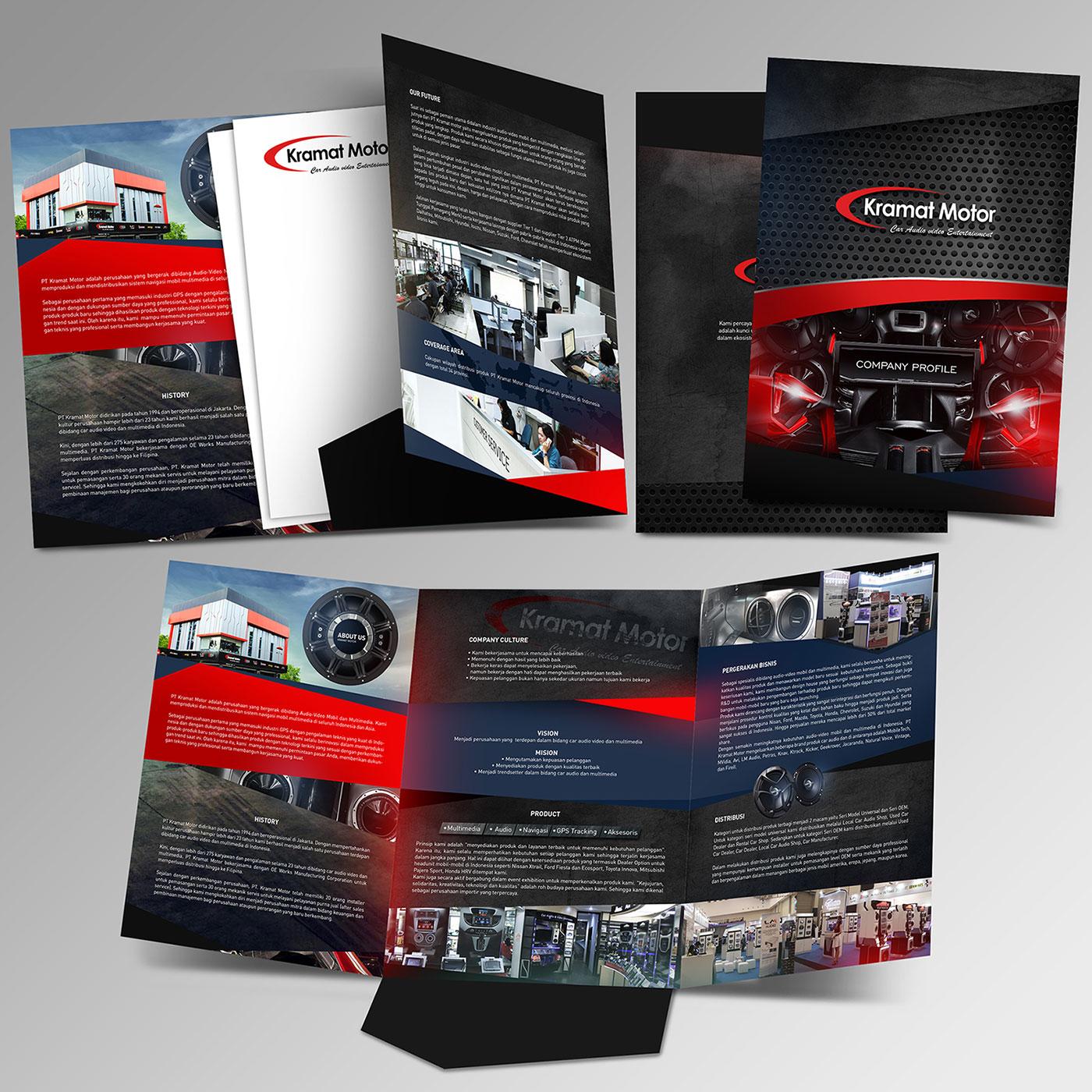 Gallery | Desain Company Profile untuk