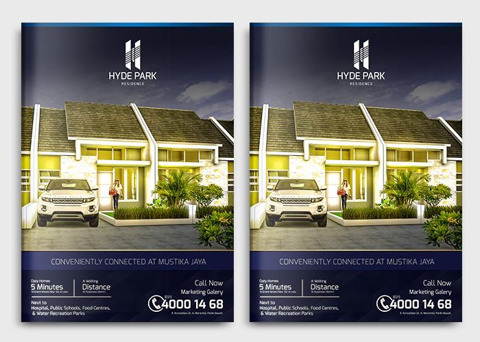 Sribu Professional FlyerBrochure Design Company