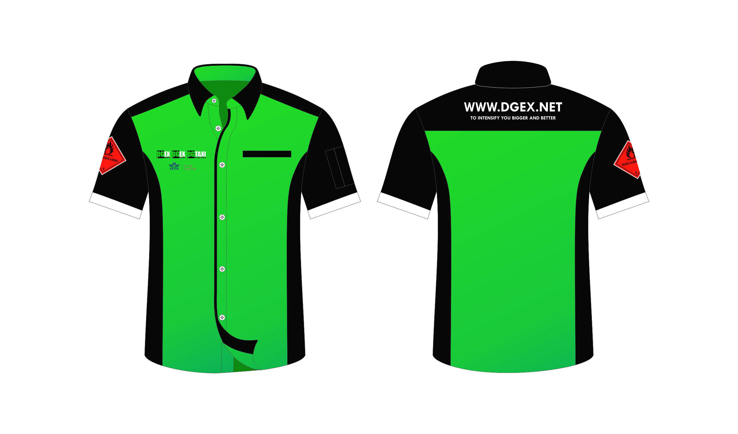 Desain t shirt elegan - Lihat Desain Lainnya