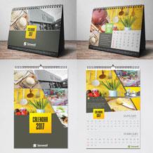 calendar designs services