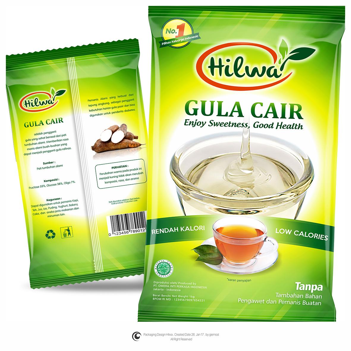 Contohkemasan: Desain Kemasan Untuk Produk Gula C