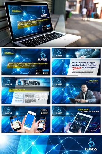 Sribu Travel And Hotel Company Profile Design Service