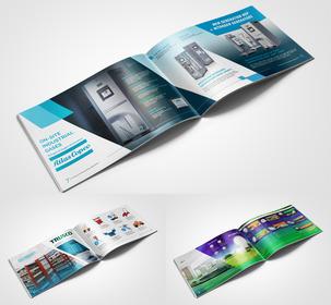desain cover perusahaan