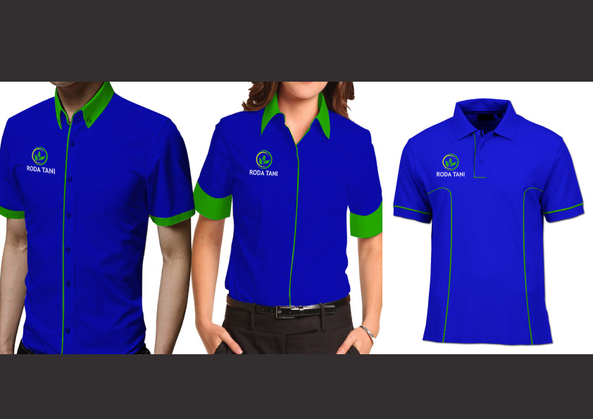 Sribu Office Uniform Clothing Design Desain Seragam Untuk