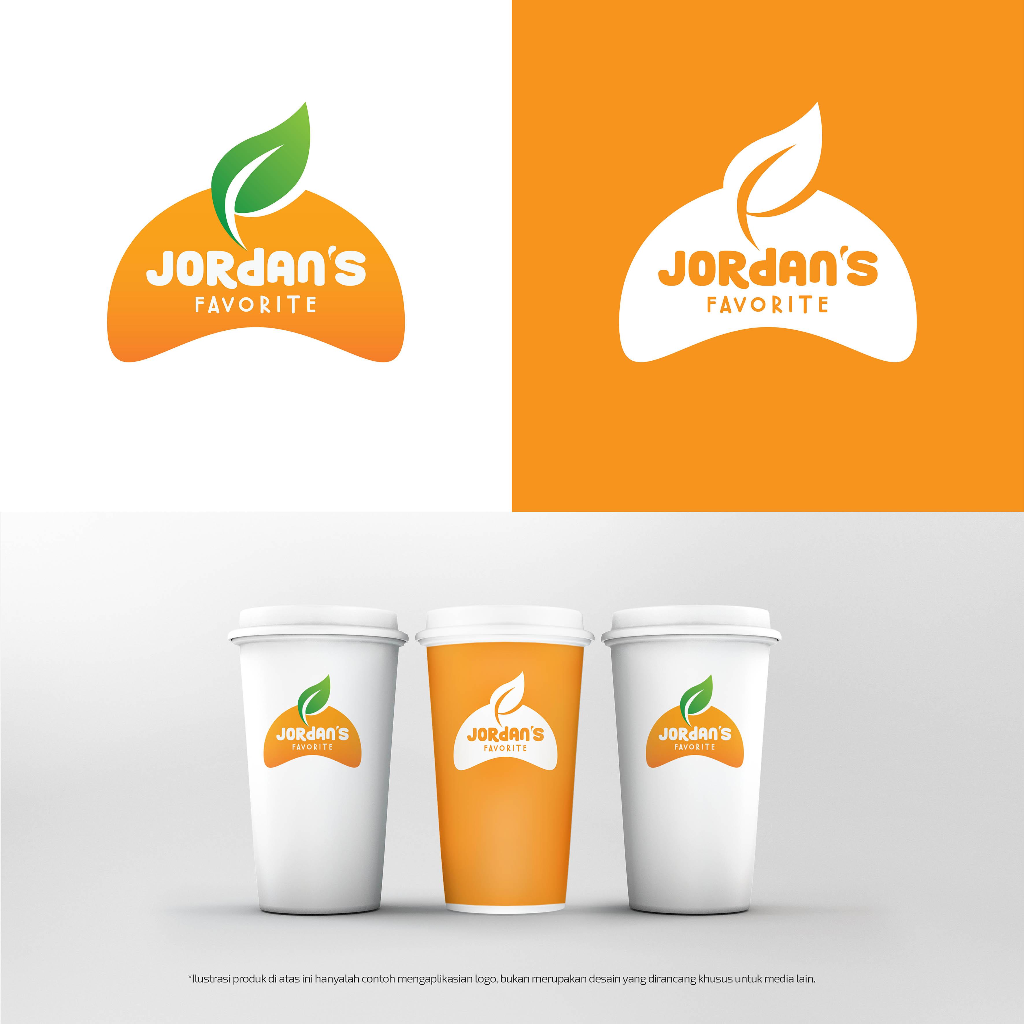 Gallery   Desain Logo Untuk Fresh Orange Juice