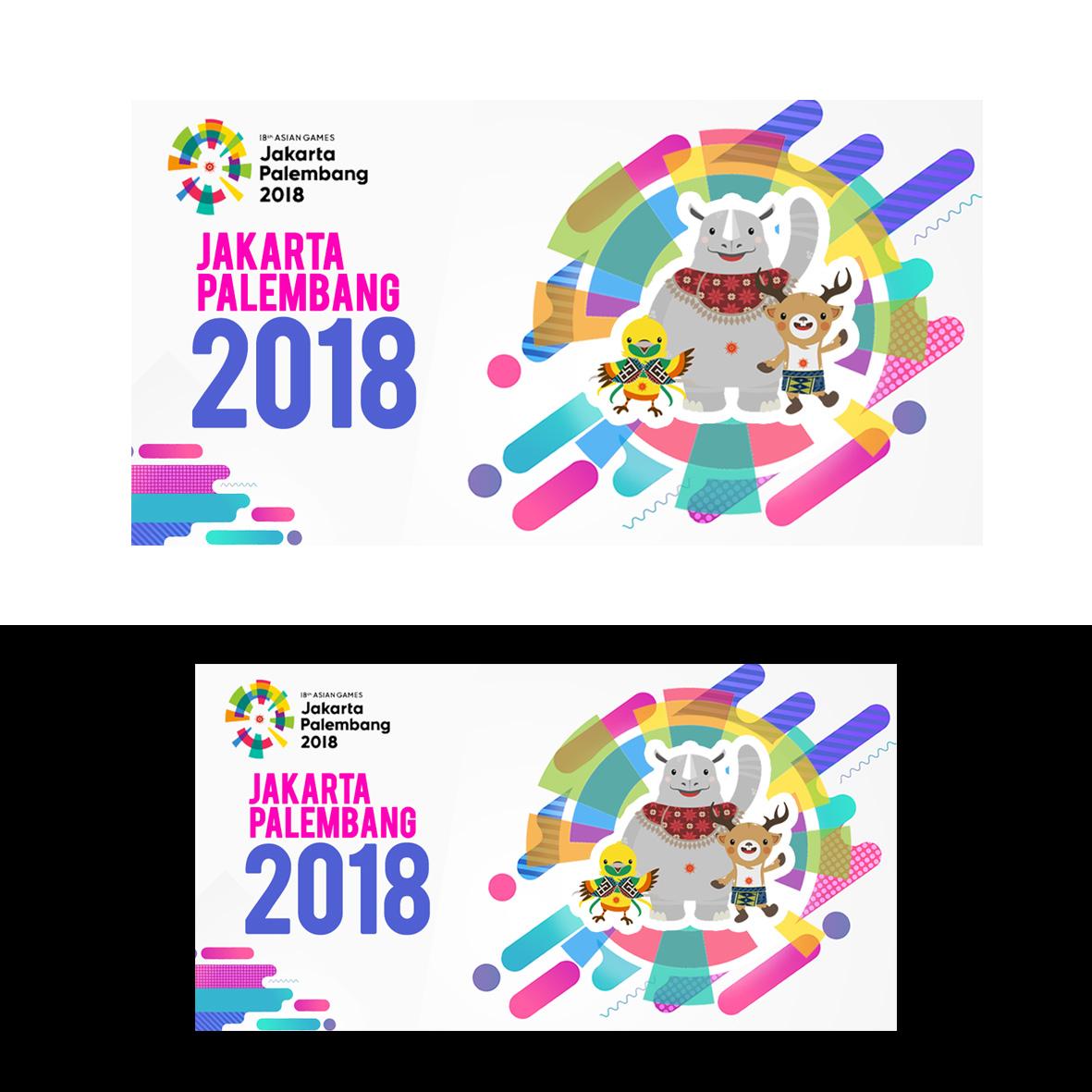 Desain Billboard Untuk Asean Games
