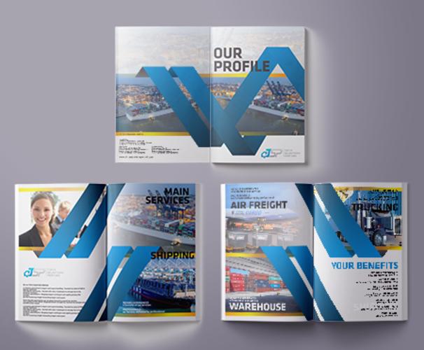 cover profil perusahaan