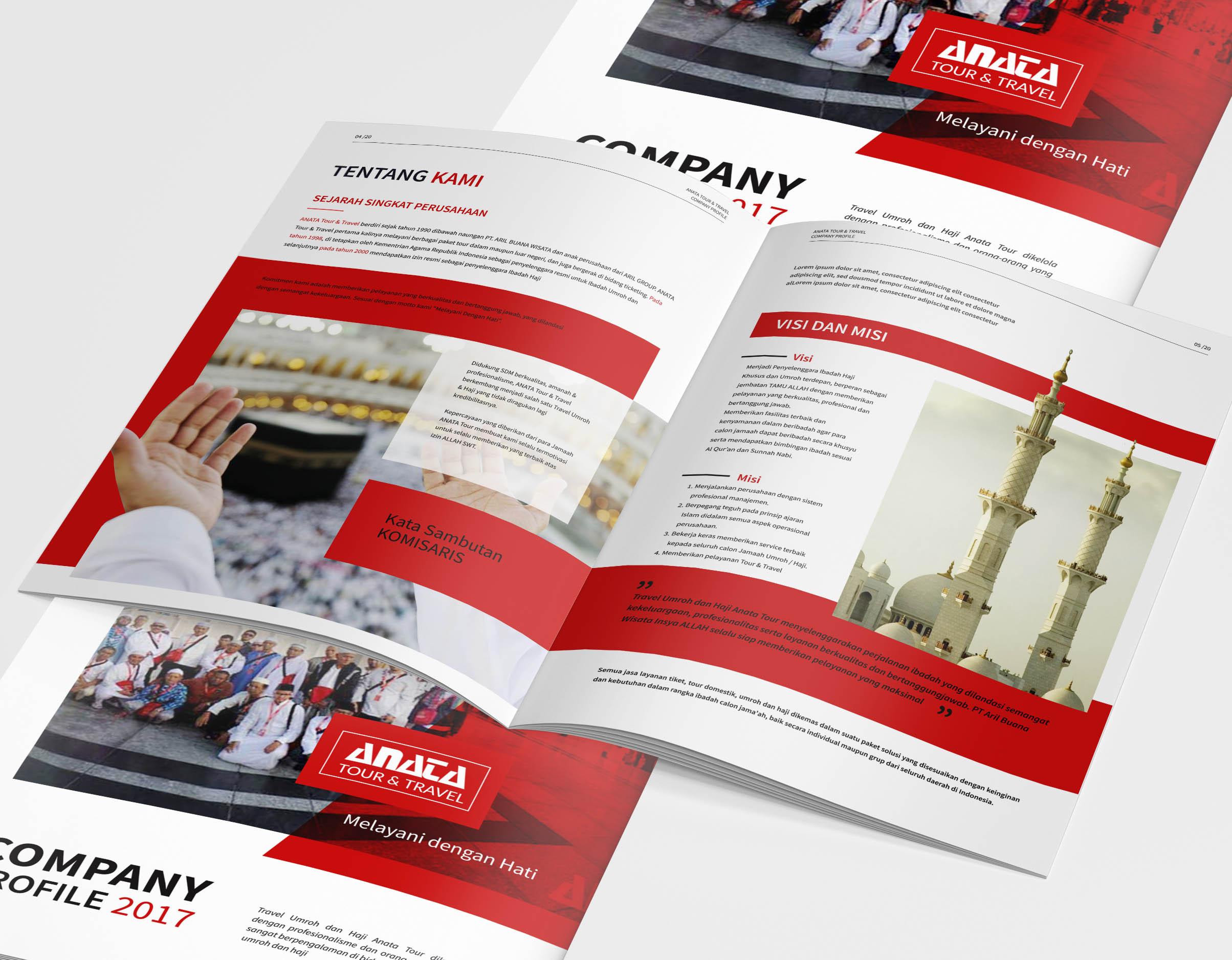 Gallery | Desain Company Profile Untuk Tour dan Travel