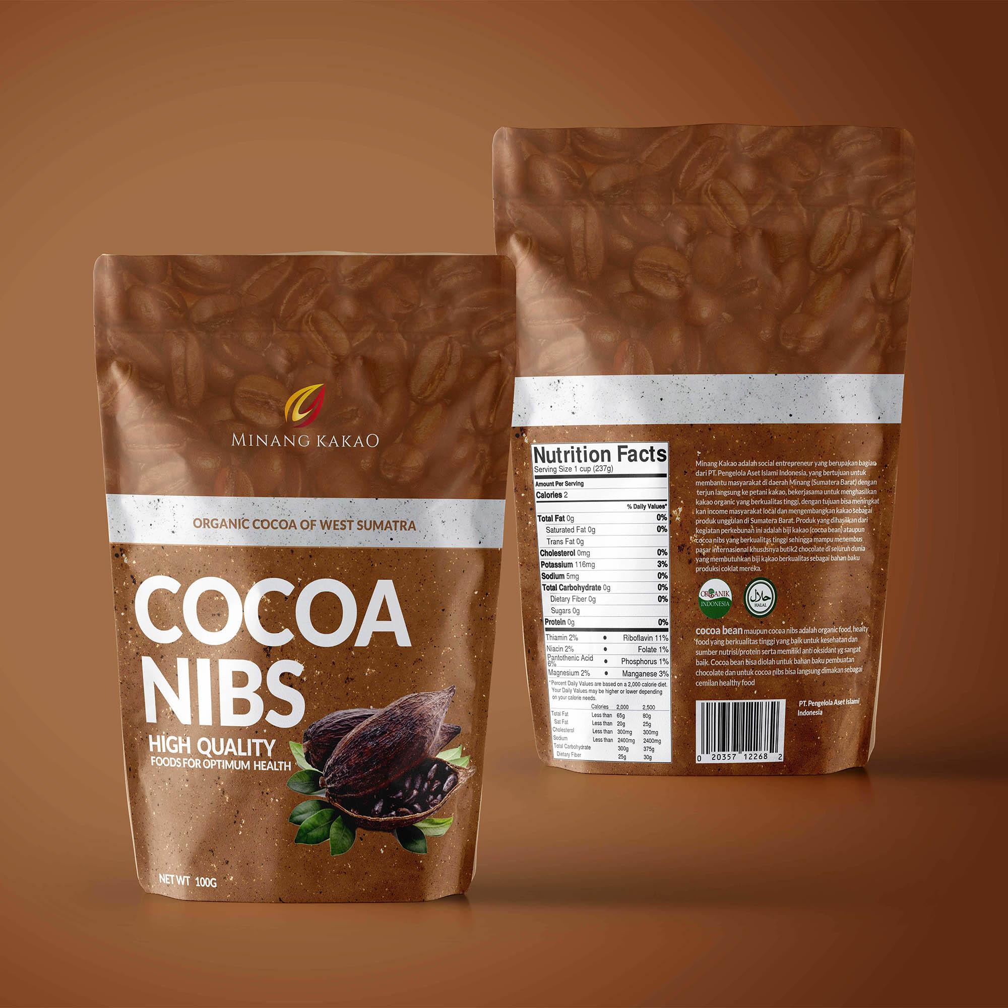 indonesia cocoa bean value chain case
