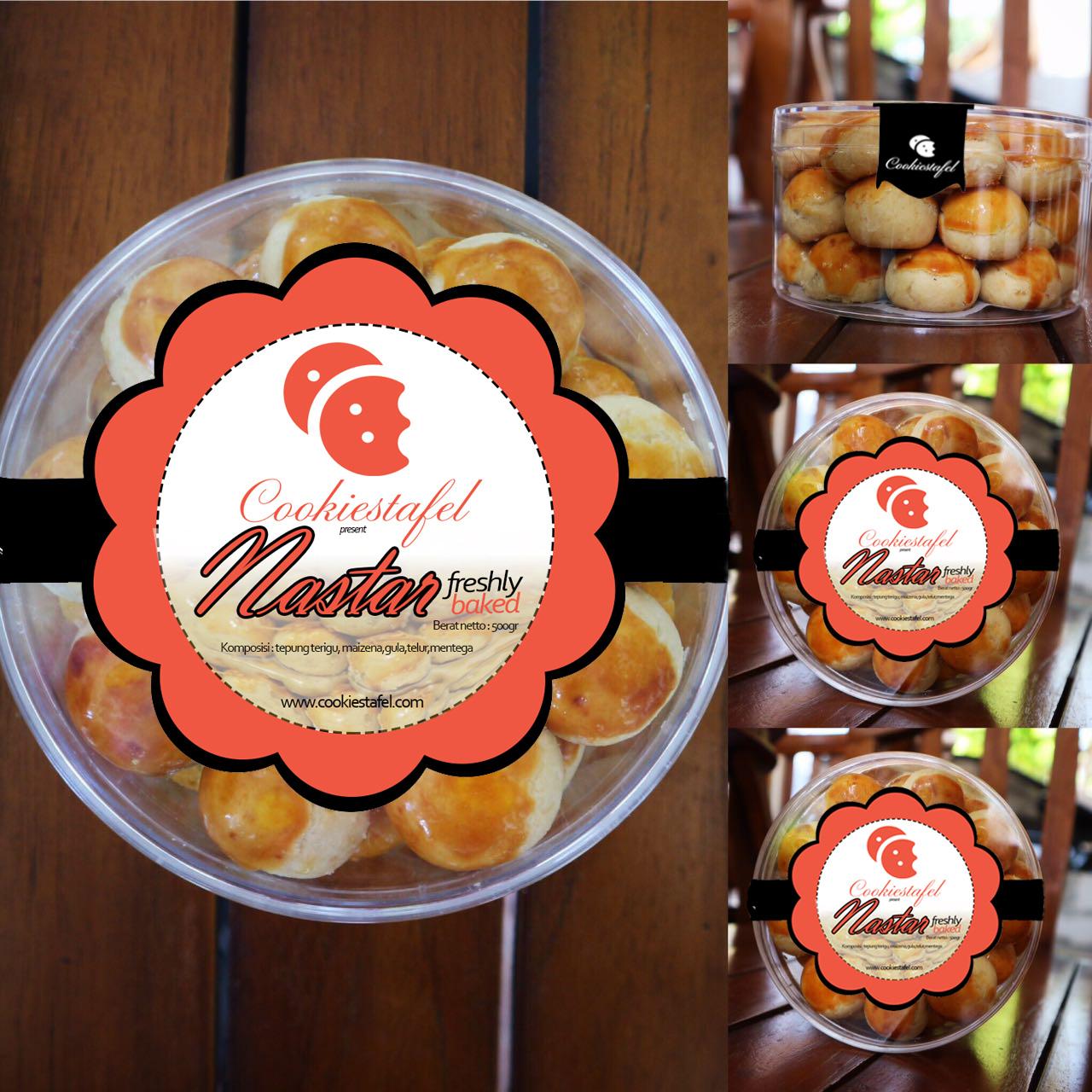 Designers | Desain Label Untuk Toples Kue Kering | Sribu