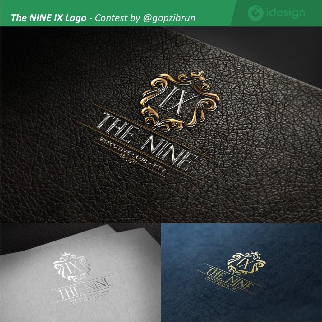jasa design logo night club