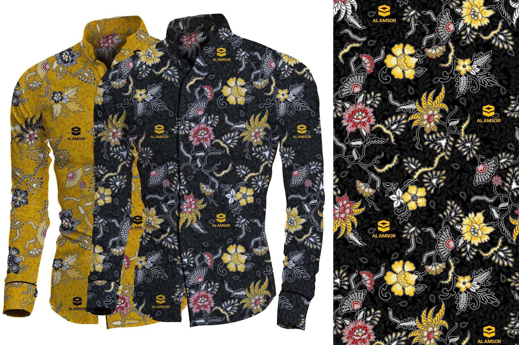Galeri Desain Seragam Batik Untuk Umroh & Haji
