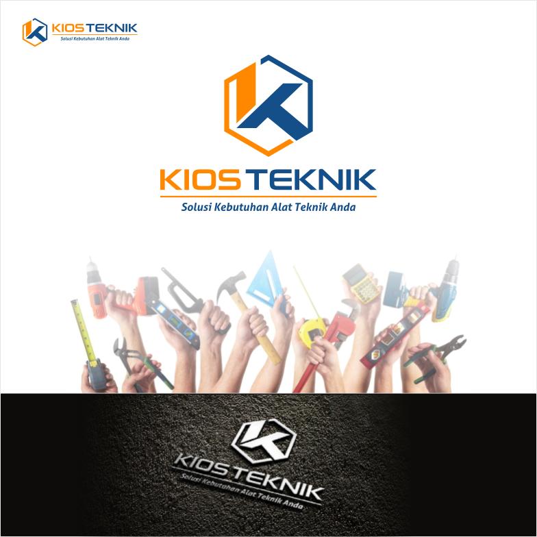 Desain Logo & Stationary untuk Toko Ritel Alat Teknik dan Mesin