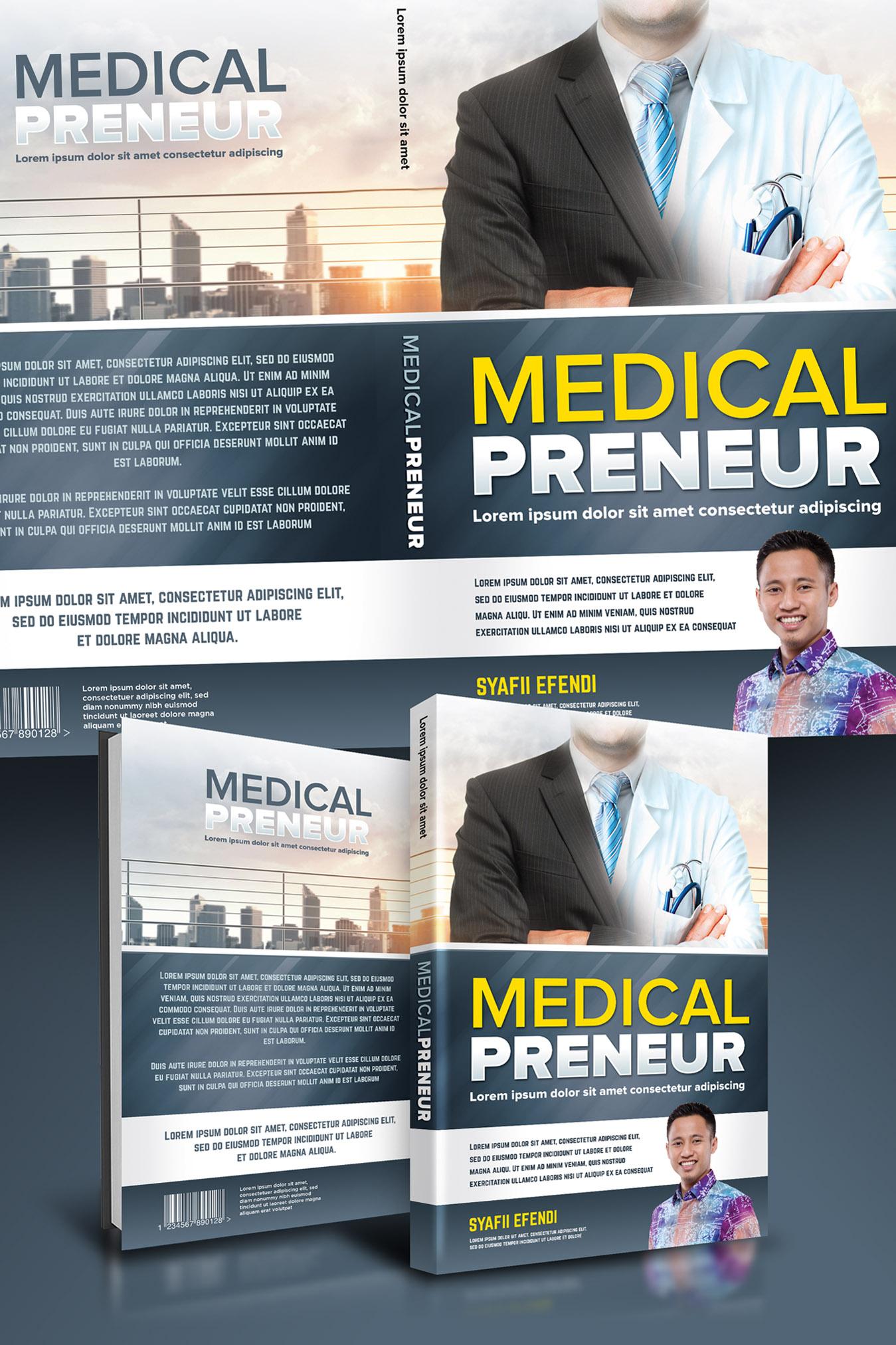 contoh desain buku kesehatan