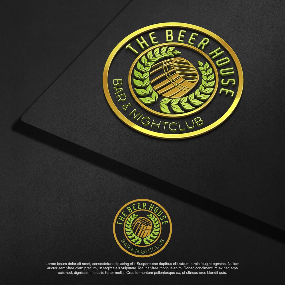 jasa design logo beer house