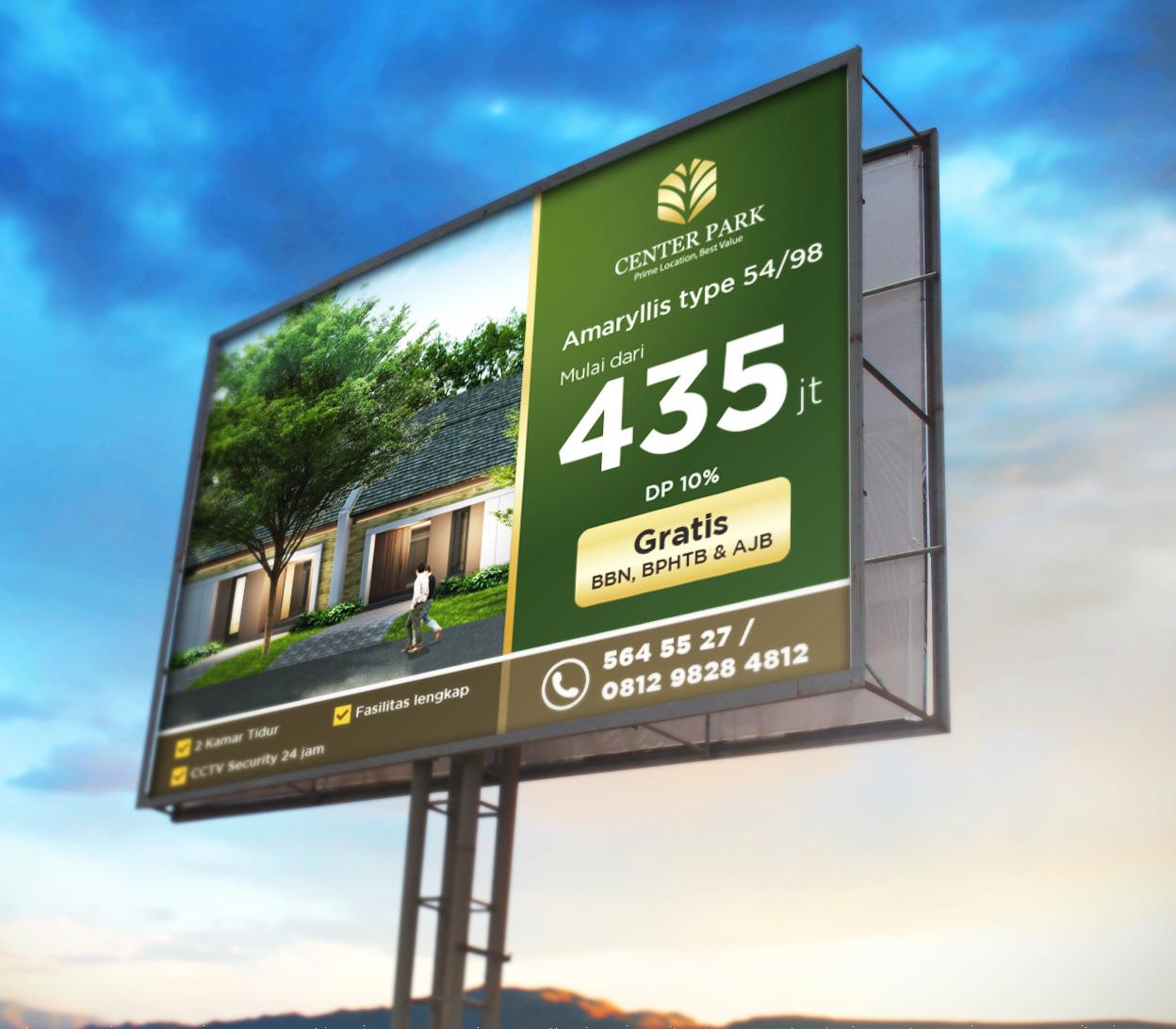 Real estate billboard design samples - See More Designs
