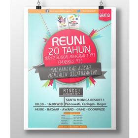 Galeri | Desain Poster Reuni MABRAS 97