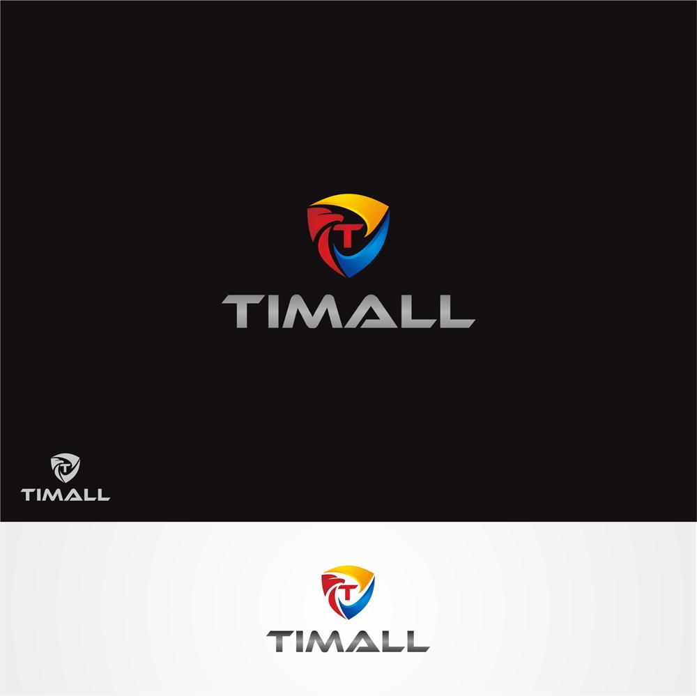 Sribu logo design desain logo untuk timall Logo design competitions
