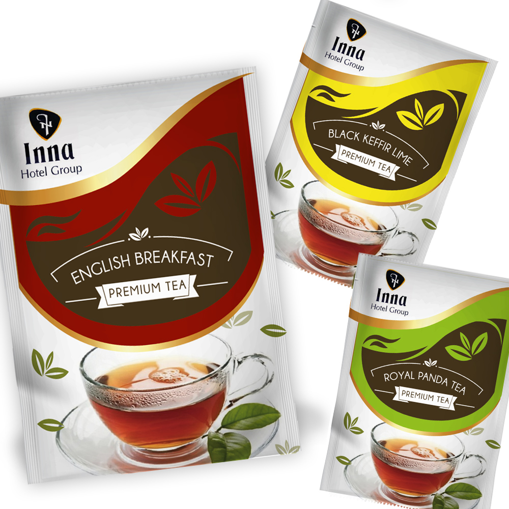 Gallery | Desain packaging teh celup sachet (kotak + amplop