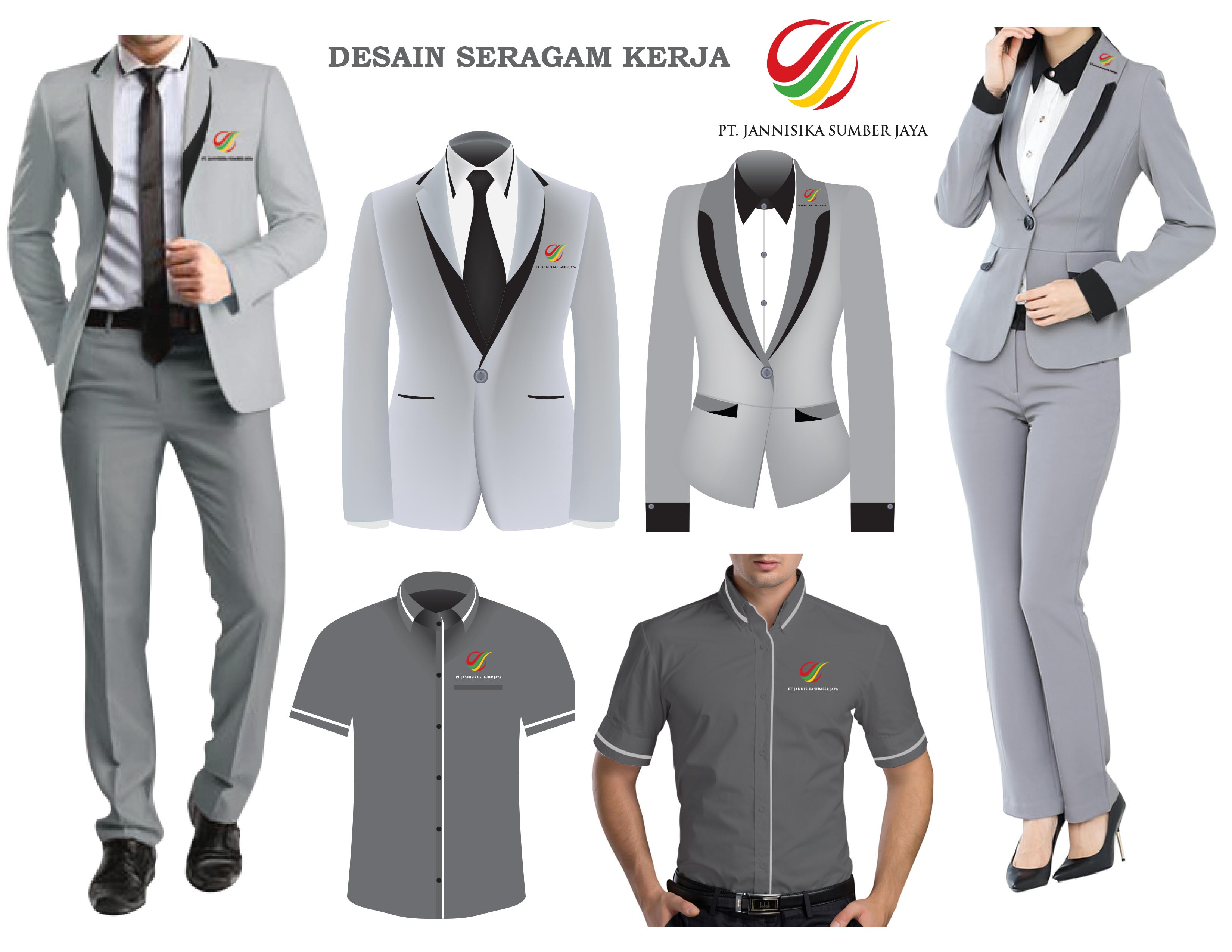 Work Uniform Design Services for PT. Jannisika Sumber Jaya