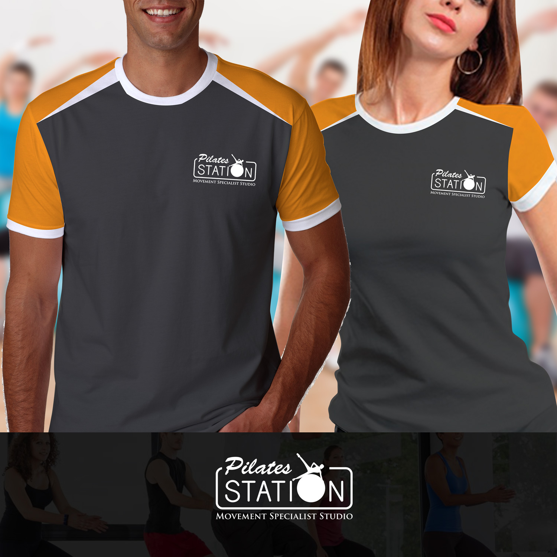 Design Baju Seragam Olahraga