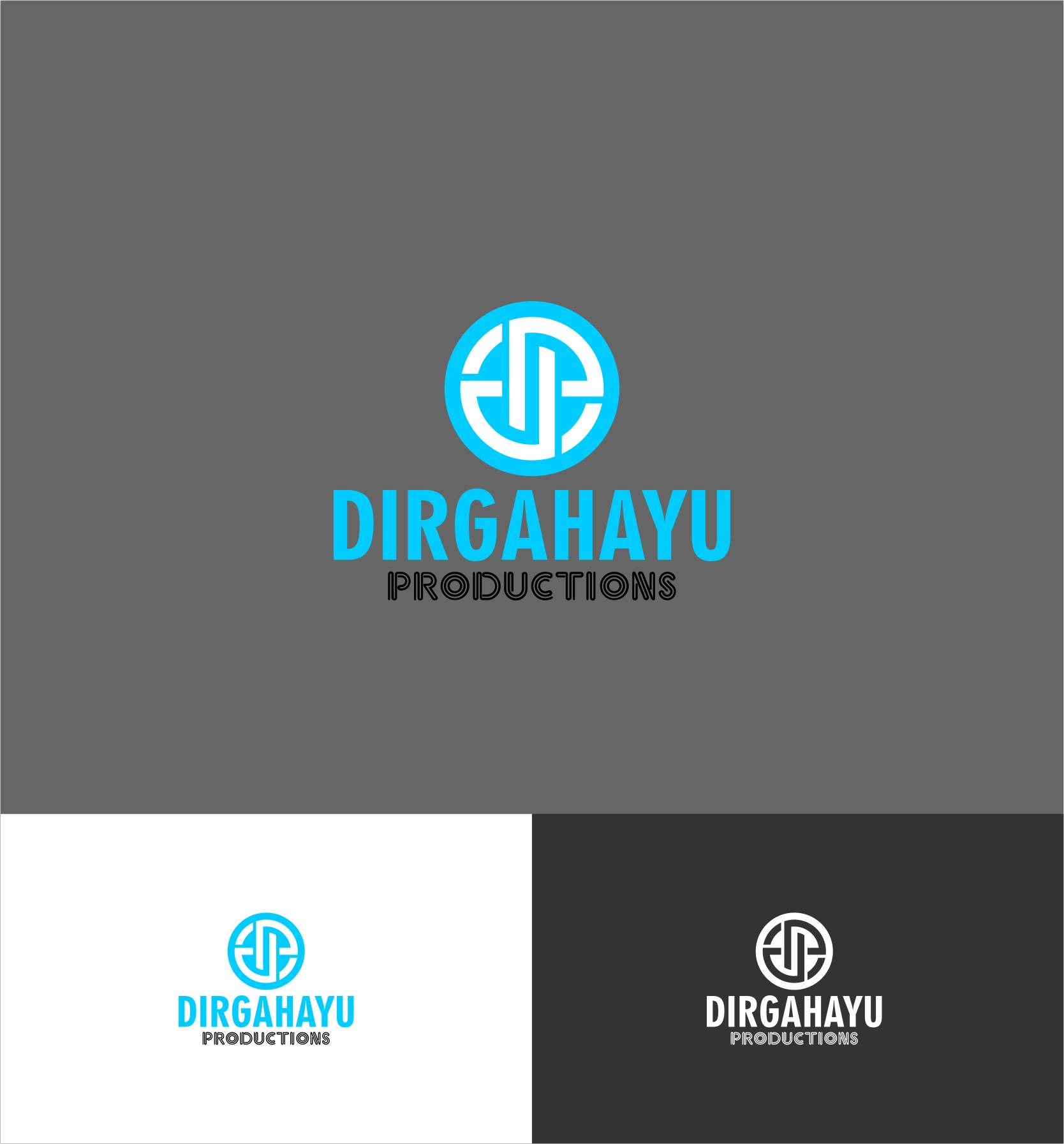 galeri design logo untuk production house