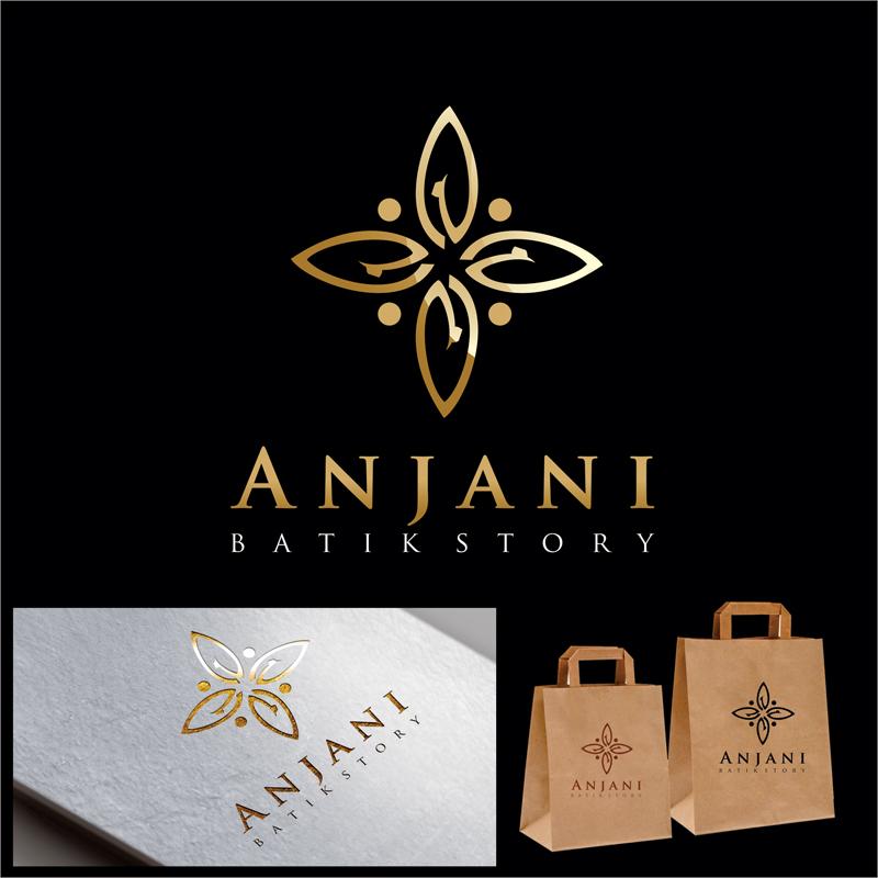 Galeri | Desain Logo Untukk Perusahaan Fashion Batik dan Bar