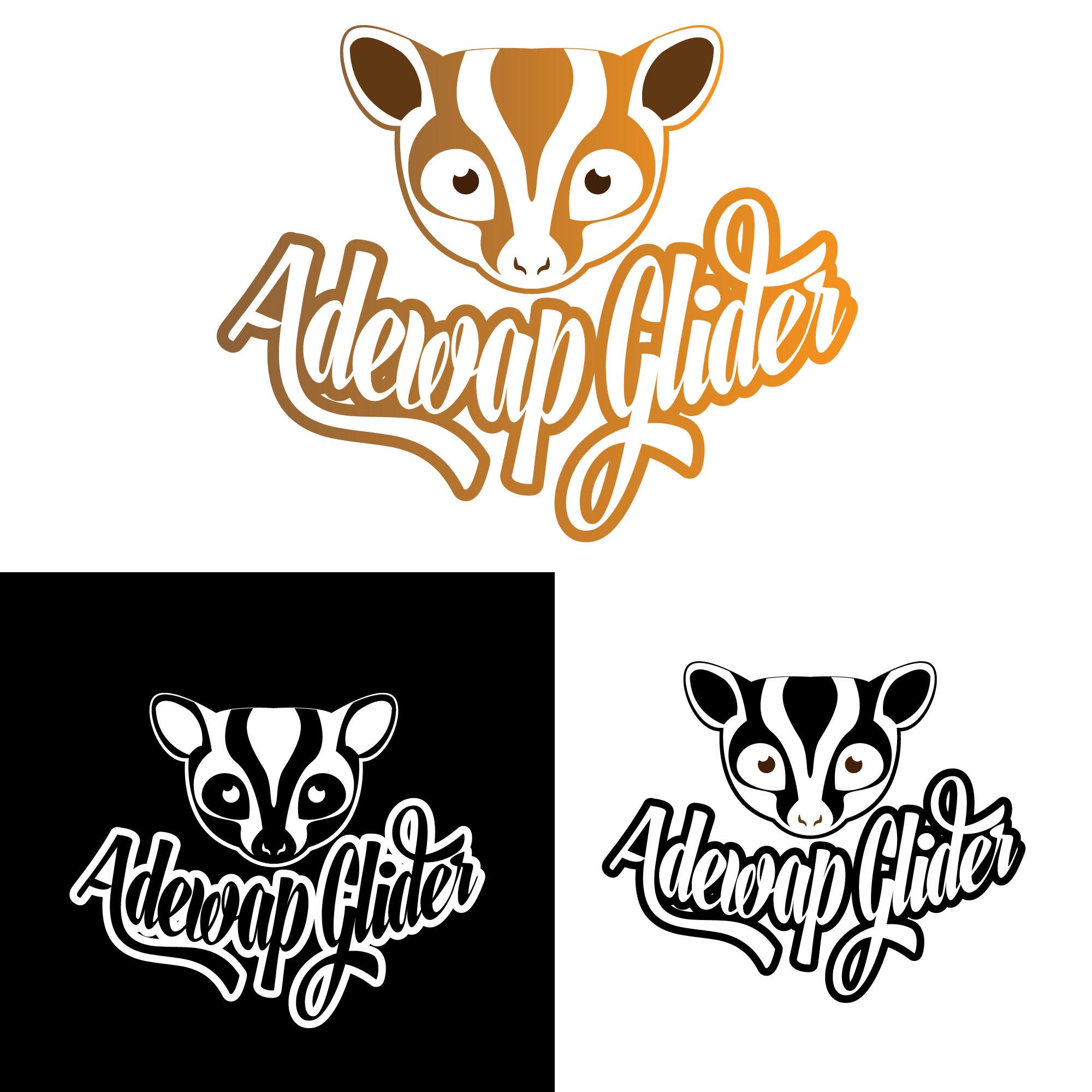 Gallery | Desain Logo untuk Toko Sugar Glider (Pet)
