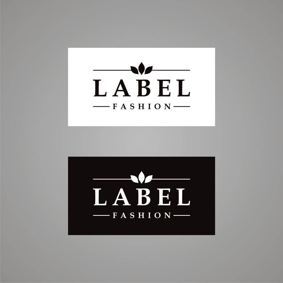 Desain Label Baju Online  Klopdesain