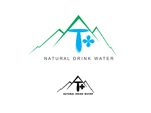 Gallery desain logo untuk produk air minum t a7efee526d ccuart Image collections