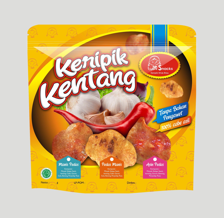 KERIPIK KENTANG GOLO2. Aa00ee7609