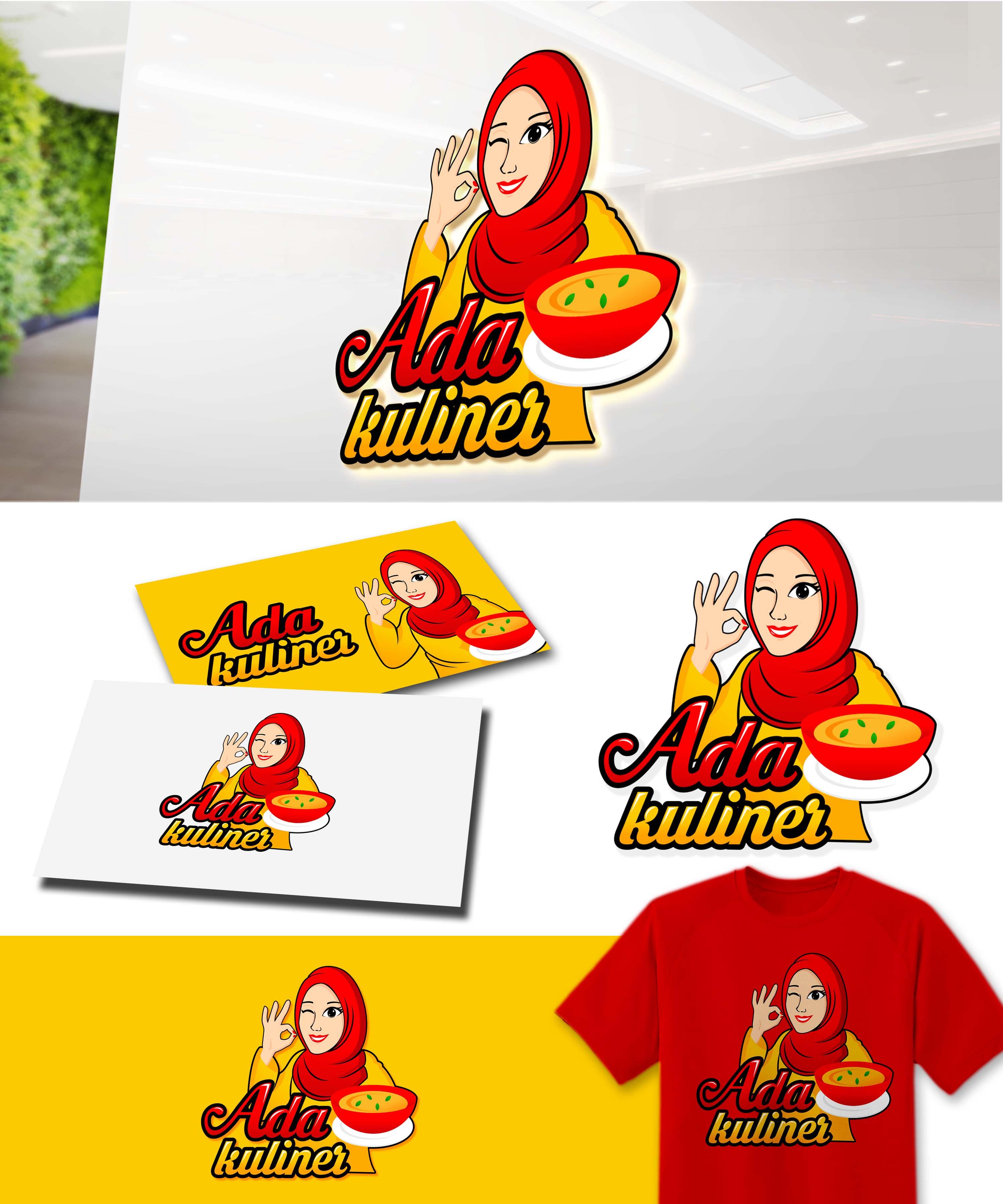 Sribu Logo Design Desain Logo Untuk Ada Kuliner