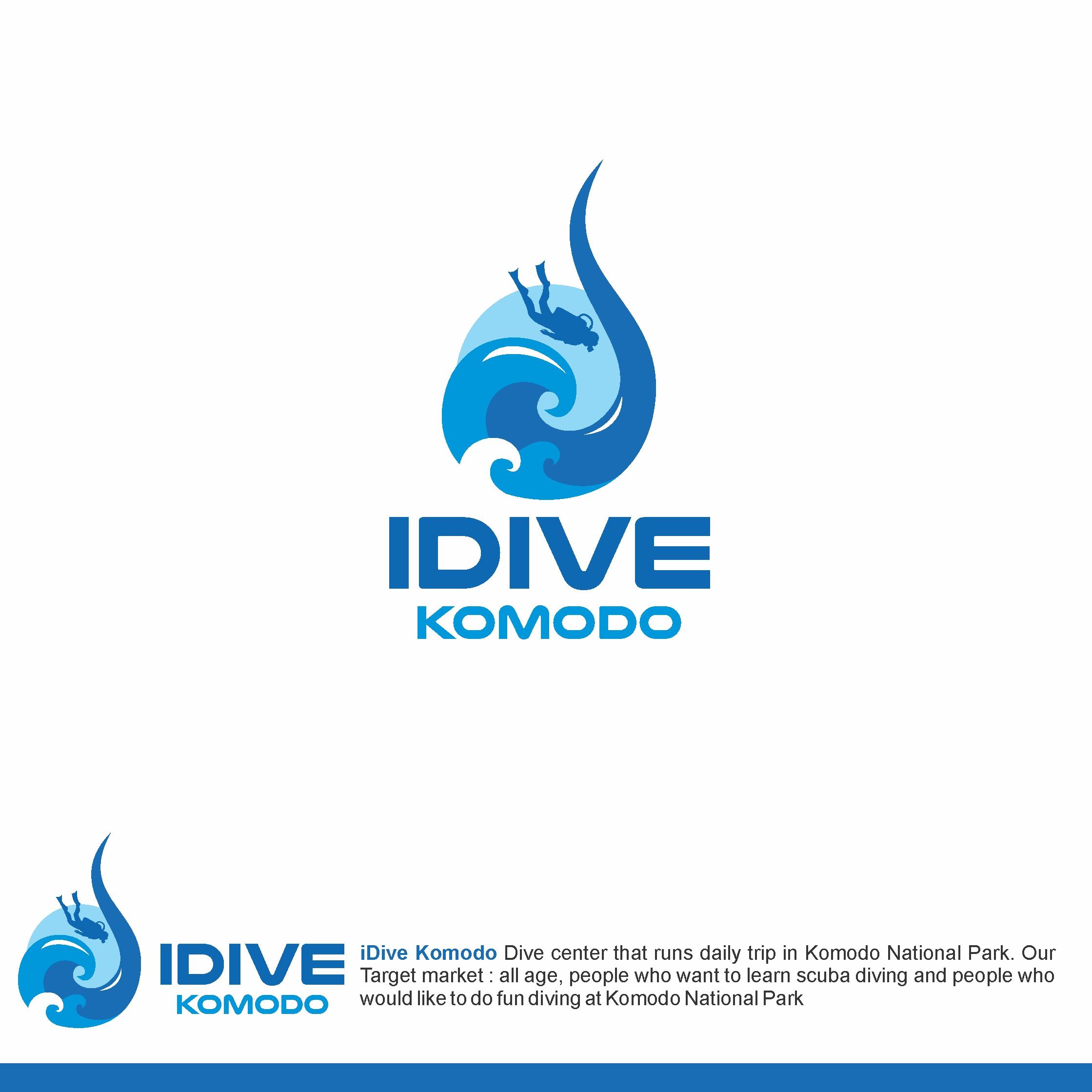 Gallery Desain Logo Untuk Diving Center