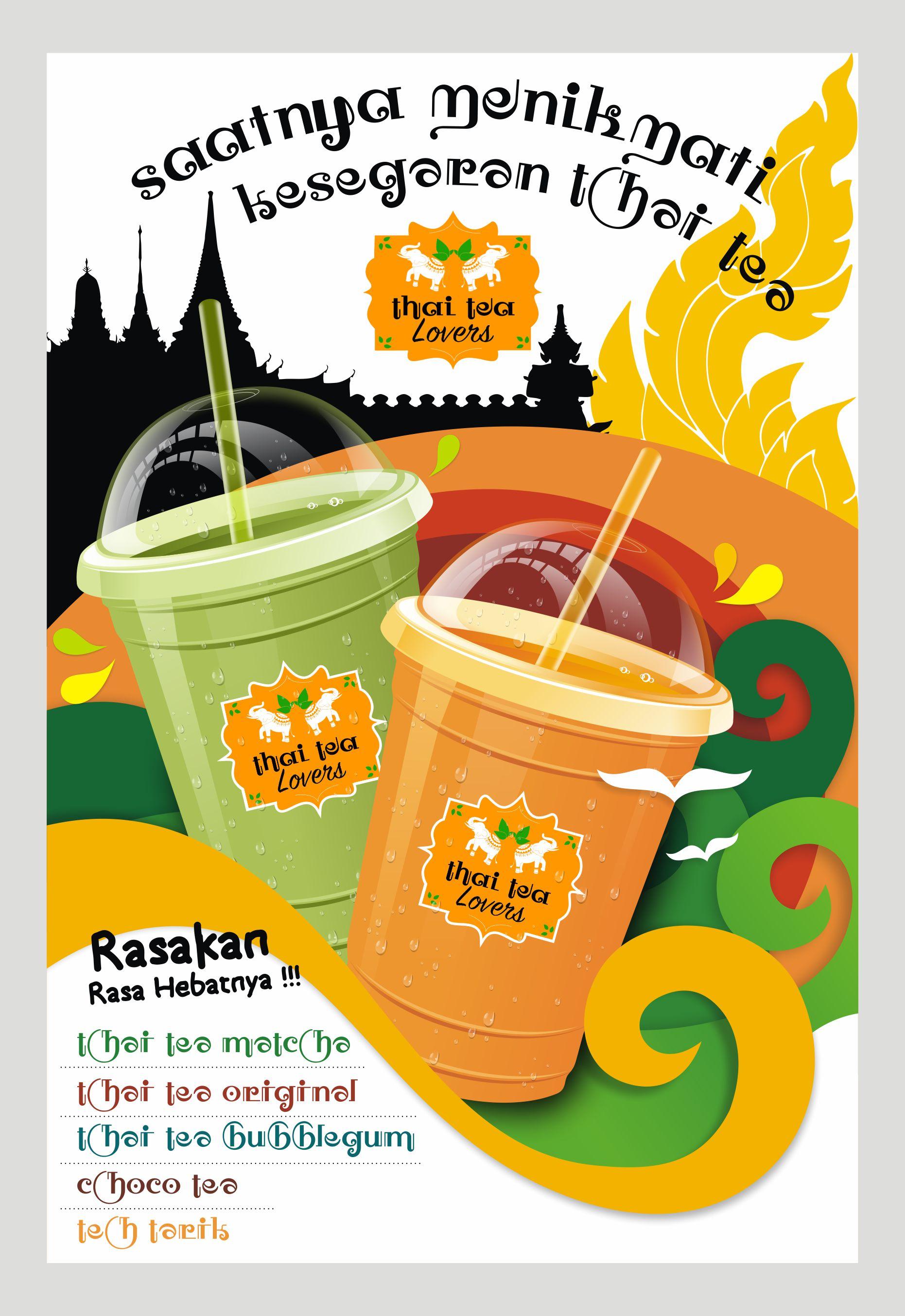 Contoh Brosur Minuman Thai Tea Kumpulan Soal Pelajaran 9
