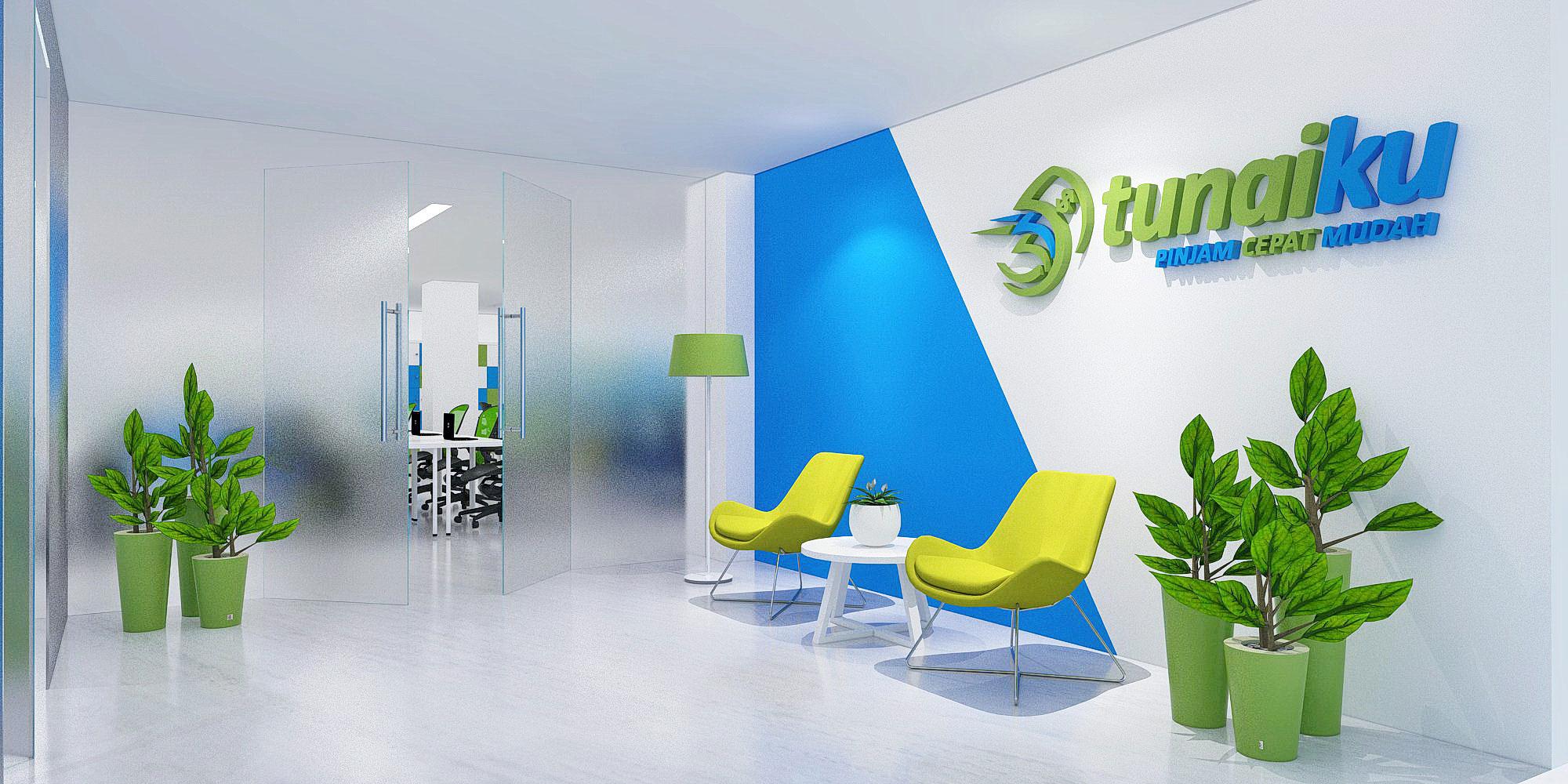 Jasa Desain Interior untuk Kantor Open Working Space