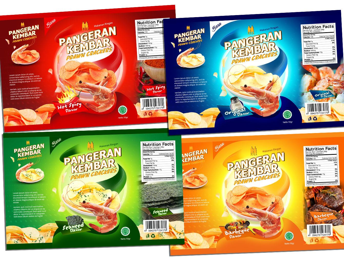 Sribu: Packaging Design - Desain Kemasan untuk Makanan Ringa