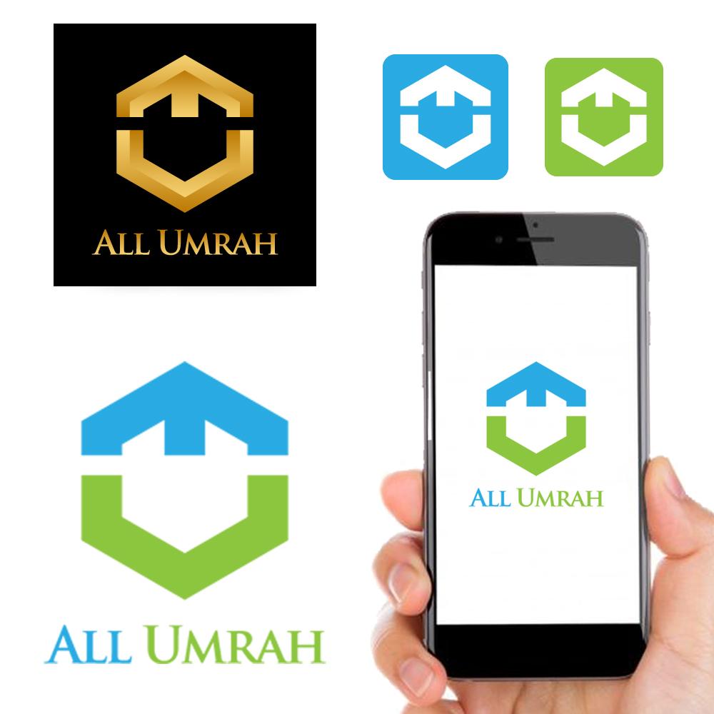 Gallery | Desain Logo untuk All Umrah