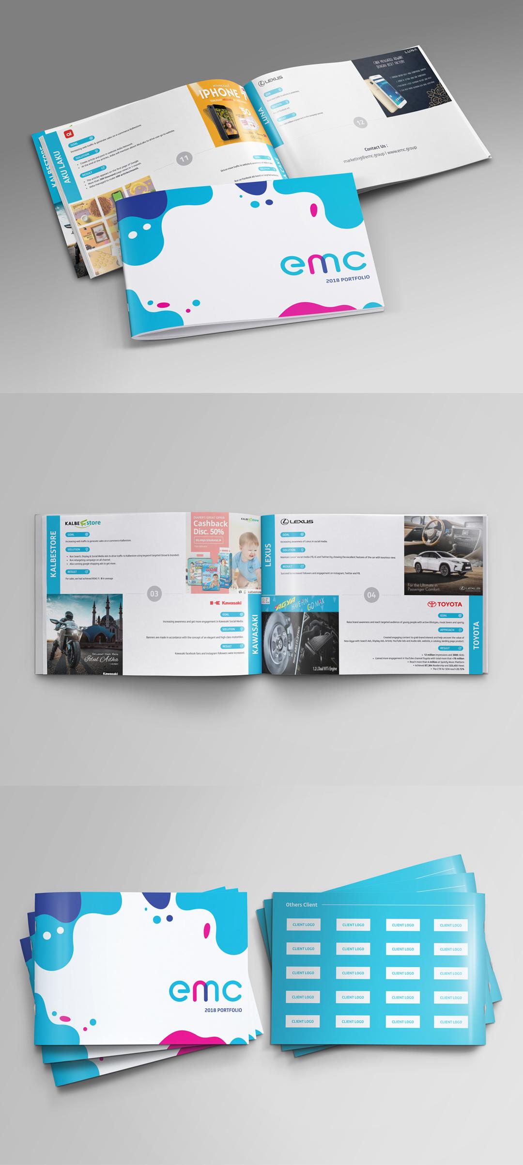 Sribu Company Profile Design Design Booklet Portfolio Per