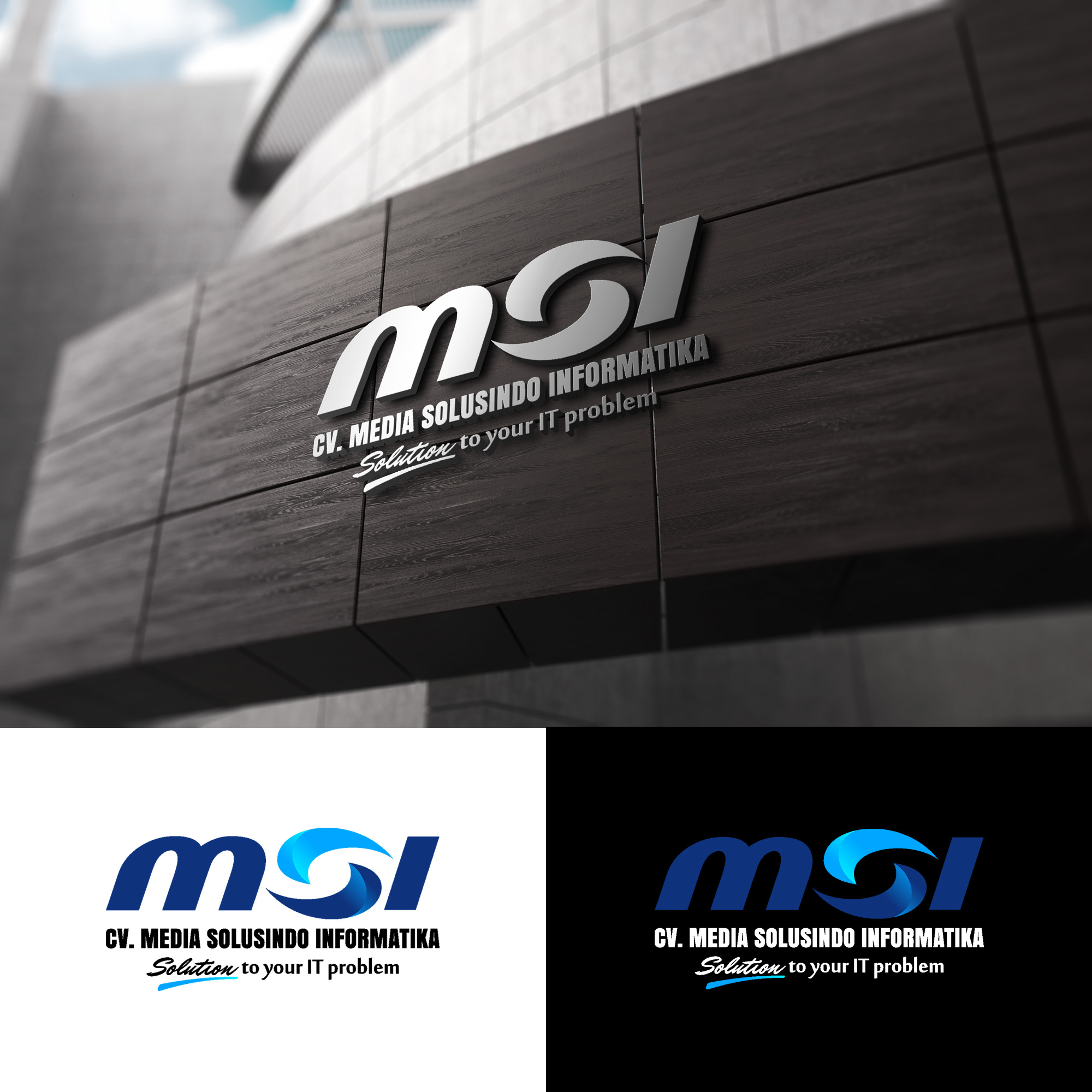 Sribu Logo Design Design Logo Msi