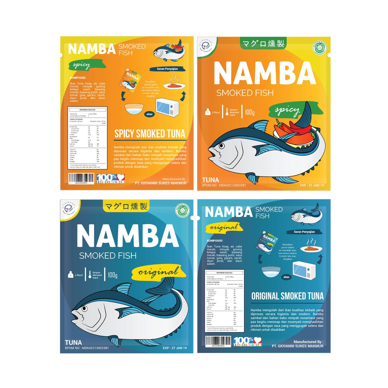 Sribu Desain Kemasan Desain Kemasan Untuk Produk Ikan Asa